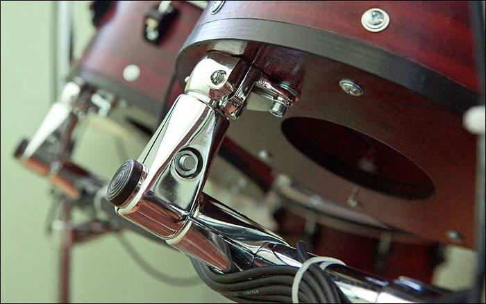 Для малого барабана и