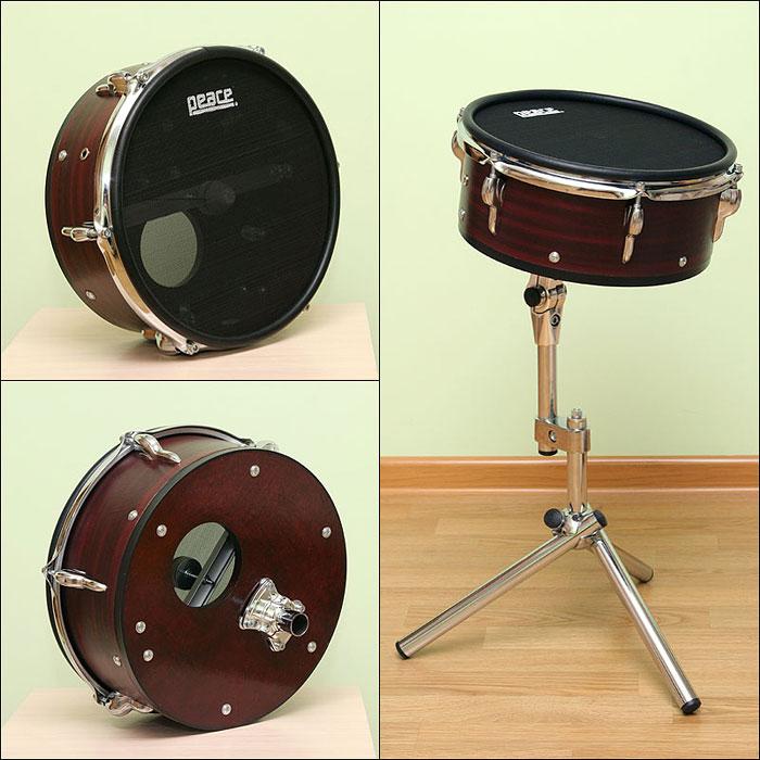 Бас-барабан
