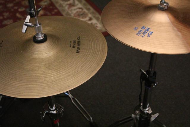 Ваша тарелка, превосходно звучавшая при живом исполнении, в студии может оказаться наихудшим выбором