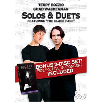 Terry Bozzio and Chad Wackerman Solos and Duets