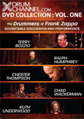 The Drummers of Frank Zappa